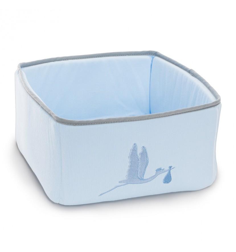 Organizador Artículos Higiene Bebé Azul