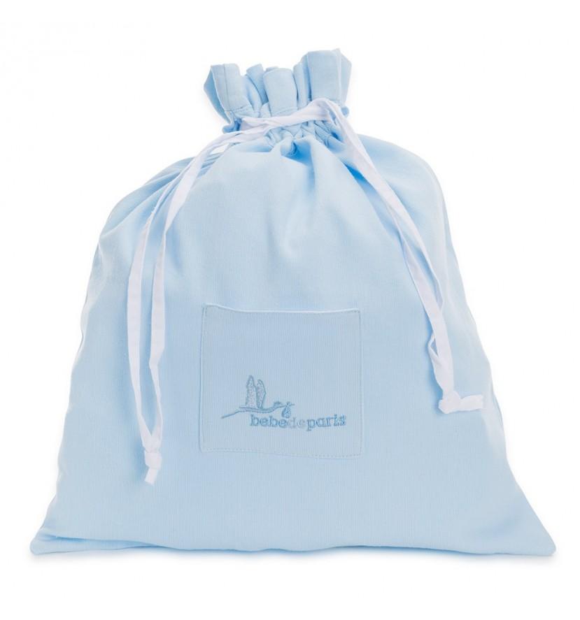 Bolsa para el Bebé Azul