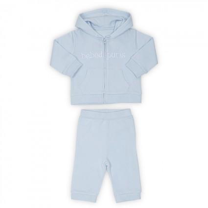 Set Bebé Deportivo Azul