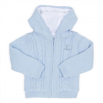 Chamarra Bebé Polar Azul