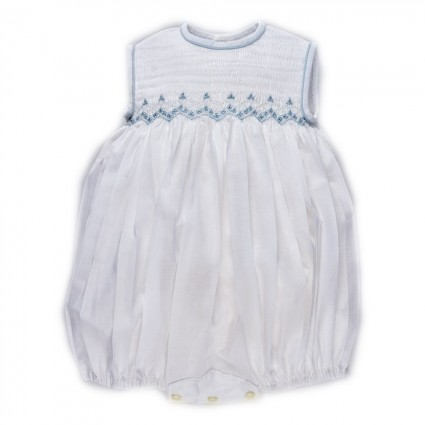 Clásica Ranita Bebé Azul