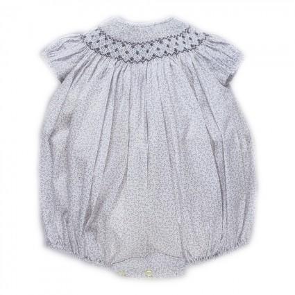 Ranita Bebé Liberty Gris