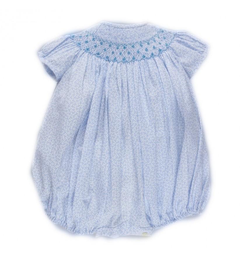 Ranita Bebé Liberty Azul