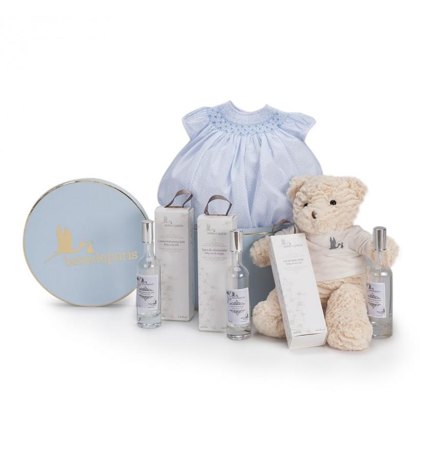 Baúl de Alta Costura para Niño Liberty Azul