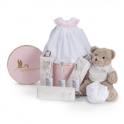 Baúl de Alta Costura para Niña Rosa