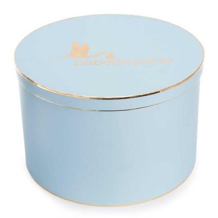 Caja Vintage Azul -M