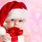 5 regalos para bebés, perfectos para Navidad