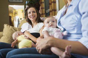 Sala de lactancia en empresas - Accesorios para bebés